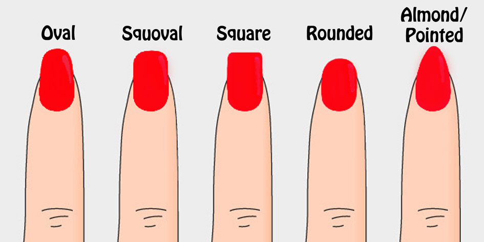 What is the best nail shape for me?