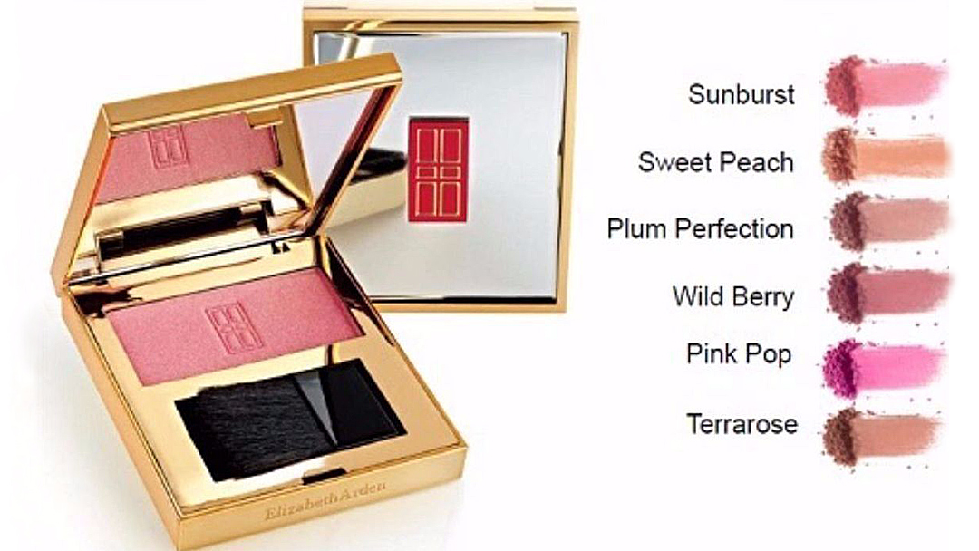 Elizabeth Arden Blush Feature