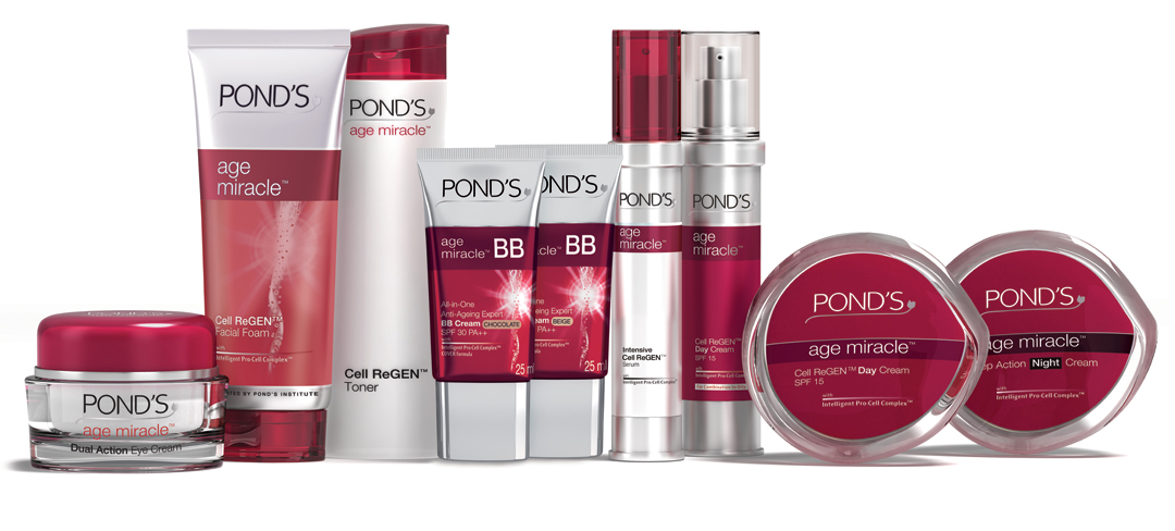 PONDS Age Miracle Product Range