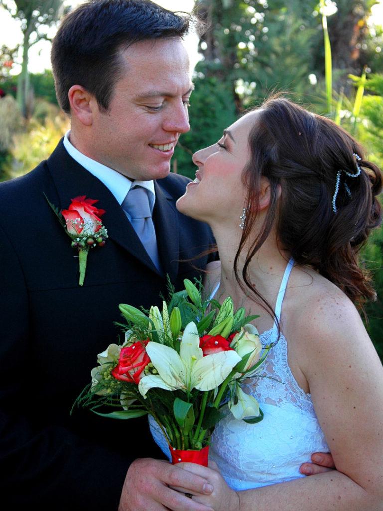 Ilana Bridal MakeUp Couple