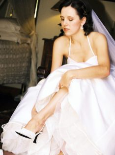 IlseMari Wedding MakeUp shoes