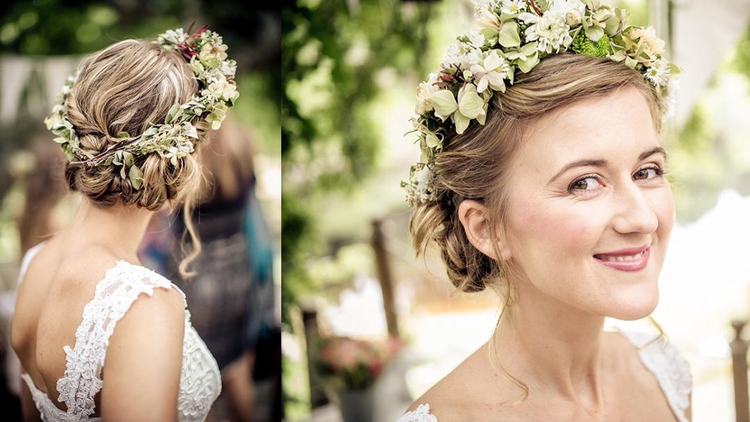 Rachelle Esterhuizen Wedding MakeUp