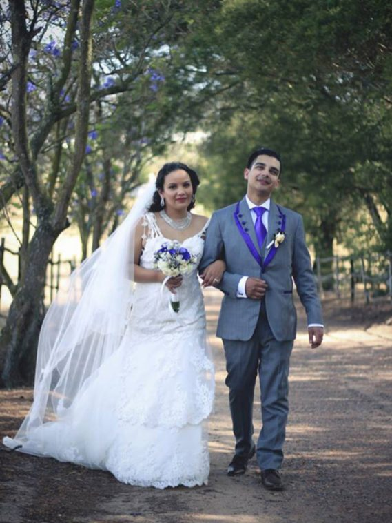 Angeline MakeUp Hair Bridal Couple