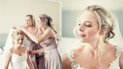 Clarissa Wedding Bridesmaids MakeUp Feature