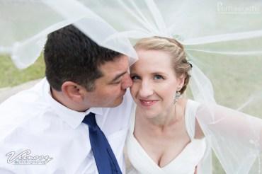 Mari Wedding MakeUp Veil