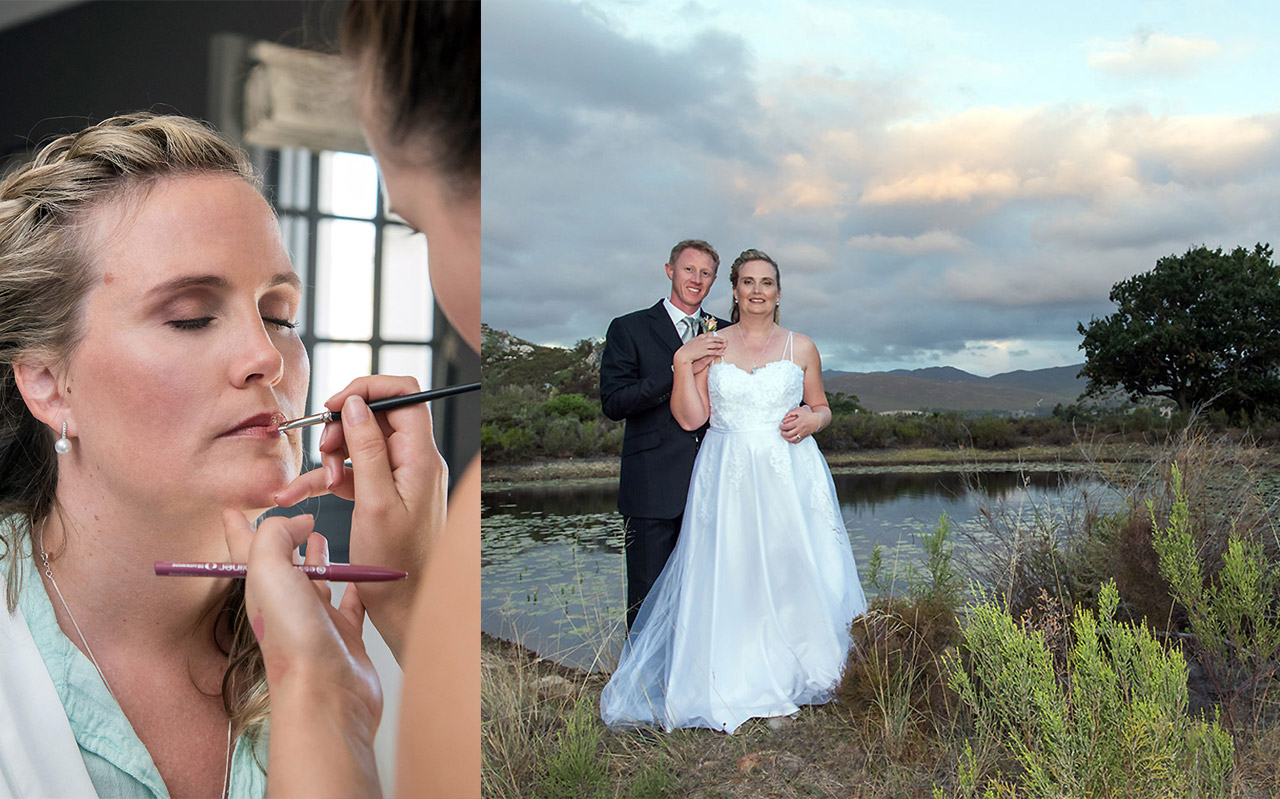 Vicky Louw Wedding MakeUp Feature