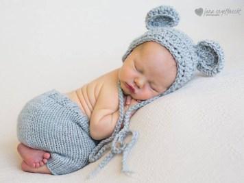 Lisa Newborn Shoot MakeUp Baby boy 2016