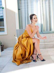 Nina Matric Dance Airbrush MakeUp Shoes