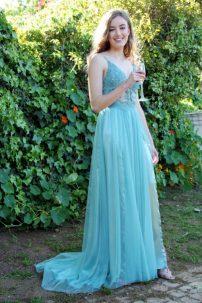 Rene Matric Farewell MakeUp Dress