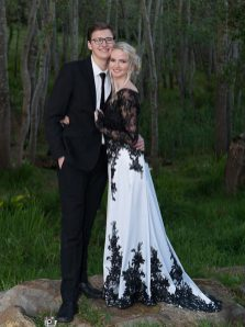 Romayne Matric Ball MakeUp Dress