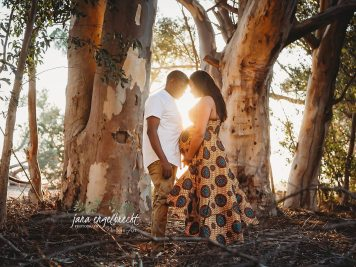 Emmerentia Maternity Shoot MakeUp Couple