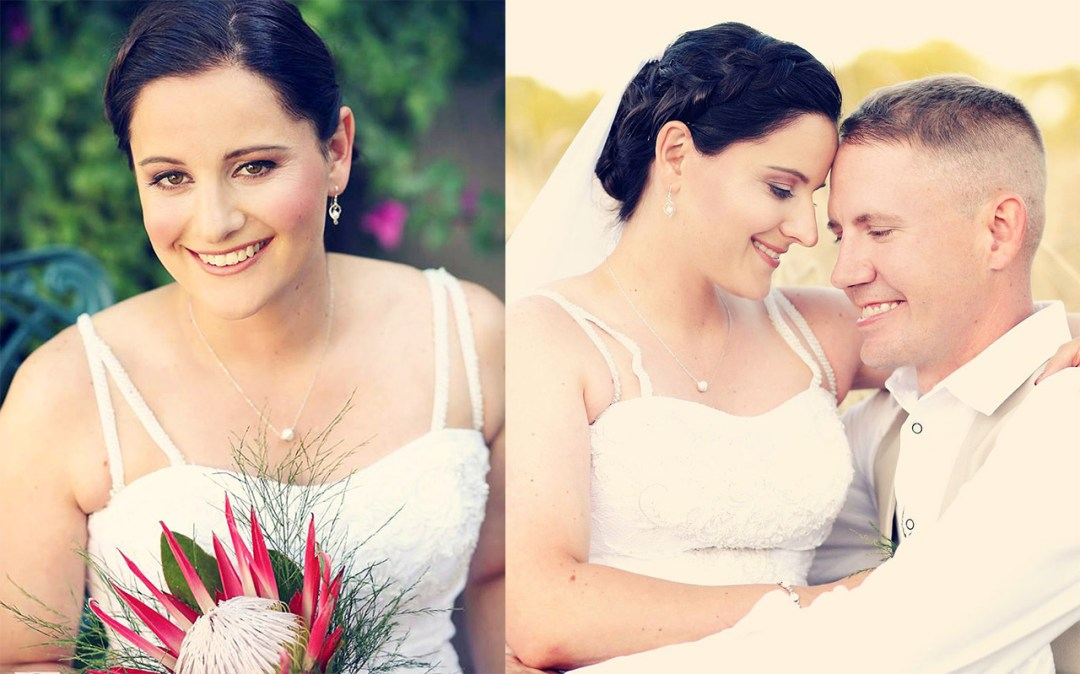 Anel Blaauw Wedding MakeUp Feature