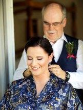 Anel Wedding MakeUp Father