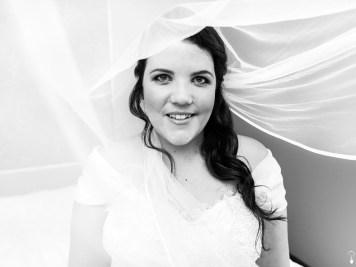 Jenny Bridal MakeUp Veil
