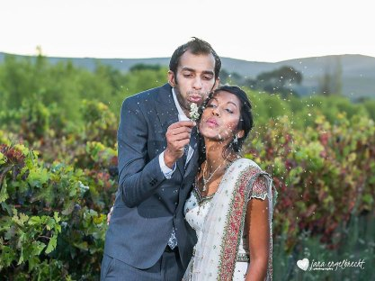 Prabha Bridal MakeUp Couple Shoot