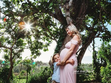 Ronel Maternity Shoot Big Brother