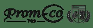 Promeco Logo met embleem