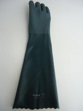355404f4d5404 LUVA PVC 56cm 104 A 10 - Prometal EPIs - Equipamentos de Proteção ...