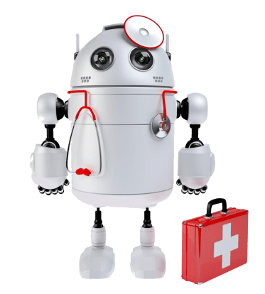 Asistente medico robot