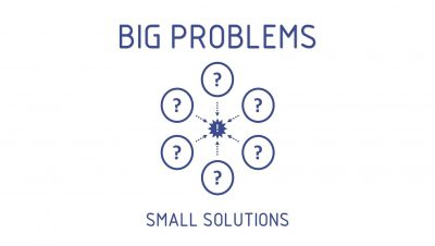 big problems small solutions podcast
