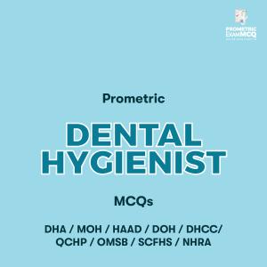 Prometric Dental Hygienist MCQs