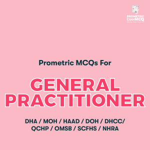 Prometric MCQs For General Practitioner (GP)
