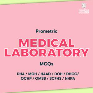 Prometric Medical Laboratory MCQs