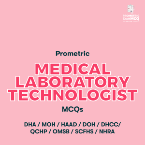 Prometric Medical Laboratory Technologist MCQs