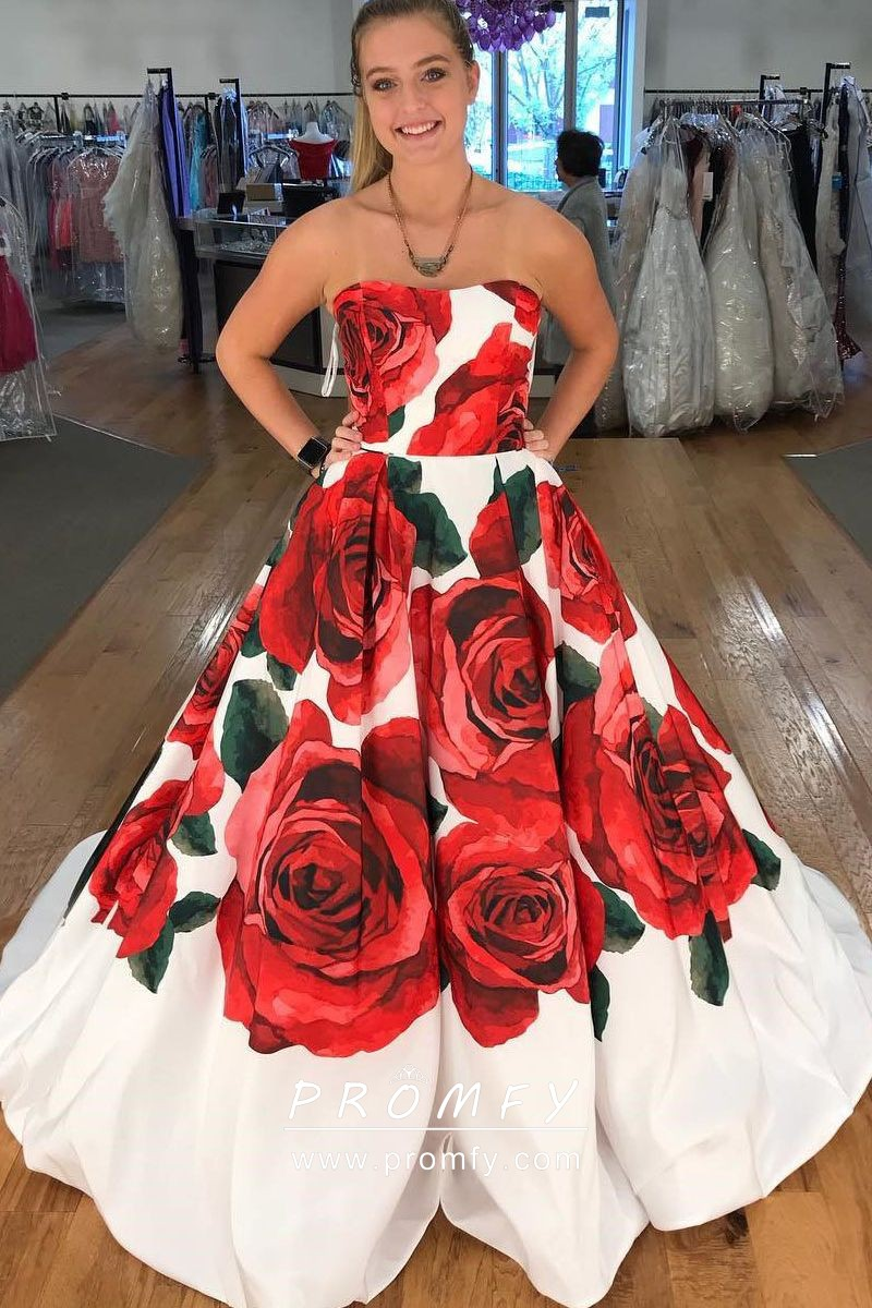 Wedding And White Red Black Dresses