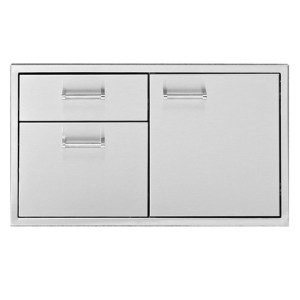 delta heat door drawer combo