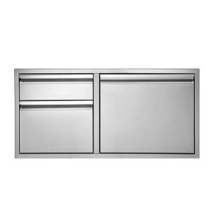 twin eagles two drawer combo