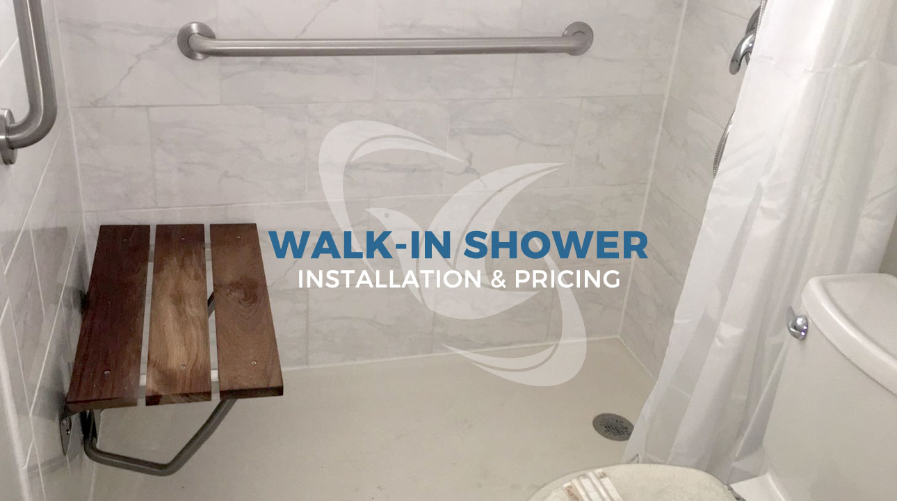 A Complete Guide To Walk In Shower Pricing And Installation