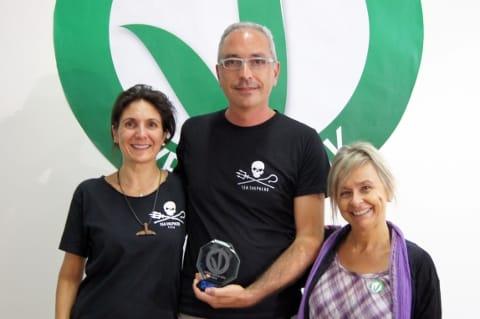 VeganOK Ocean Award a Sea Shepherd | Promiseland.it