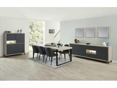 salle a manger kwadro meubles belges fabricant meubar