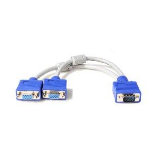 Adaptateur doubleur VGA