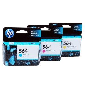Cartouches HP 564 Couleurs