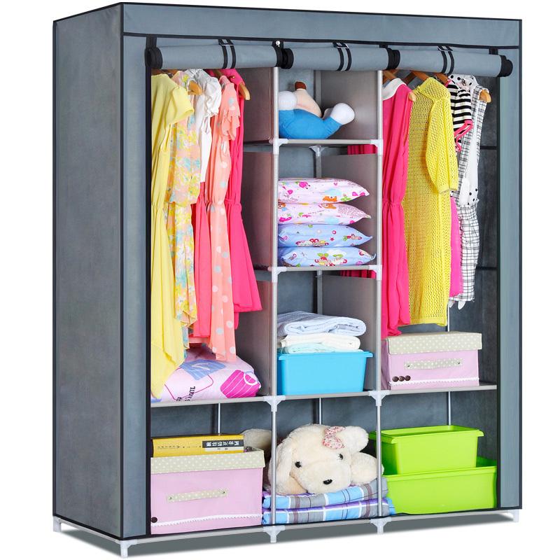 simple-armoire-de-tissu-epais-renforce-acier-double-pliage-grande-armoire-armoire-de-rangement-armoires-vetements-3