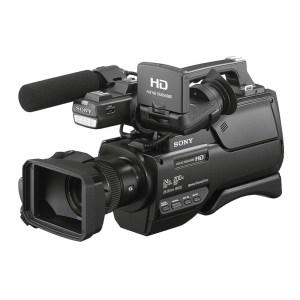 Caméra SONY AVCHD SD/HD dotée d'un capteur CMOS Exmor R 1/4 pouce