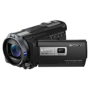 Caméra SONY Full HD ZOOM 54 X 9.2 MEGAS PIXELS SONY HDR PJ 270 E