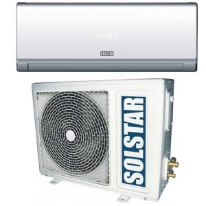 Climatiseur Split Solstar Inverter + KIT TUBES, 9000 BTU 1.25 CV