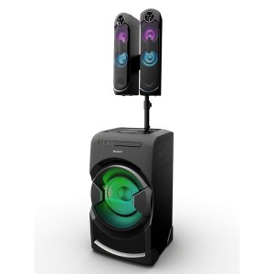 Mini-chaîne Hifi Sony Enceinte Bluetooth / sans fil haute puissance de 1600 W RMS