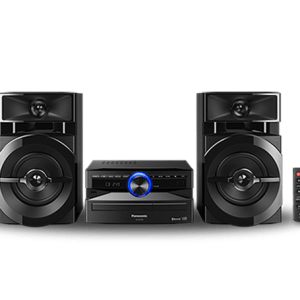 Mini chaine Panasonic Bluetooth CD/MP3 Ports USB 3300 w