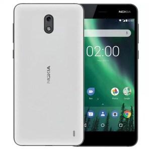 Nokia 2 Dual Sim Ecran 5 Pouces Mémoire 8 Go  Ram 1 Go Connexion 4G LTE