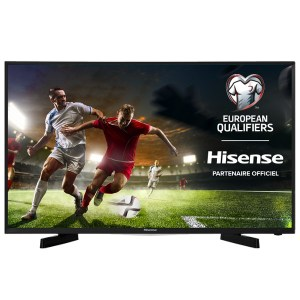 Télévision Hisense 32 pouces (80 cm) Smart TV LED Full HD VF