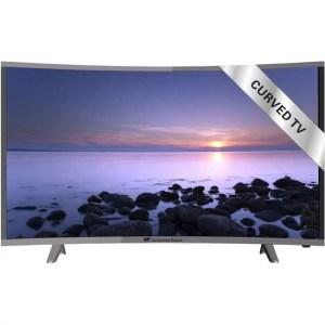 """Télévision Continental 43"""" pouces CURVED (106 cm) TV LED"""