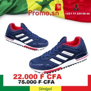 Adidas ZX300 bleu rouge