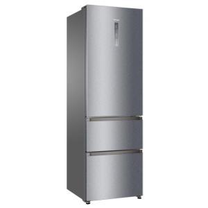 Réfrigérateur Haier 3D fridge capacité 330 LITRES 2 Tiroirs No Frost A3FE635CMJ