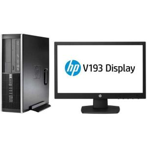 Ordinateur Fixe PC HP 6300 core i3 Disque 500 Go Ram 4 Go Ecran souris clavier
