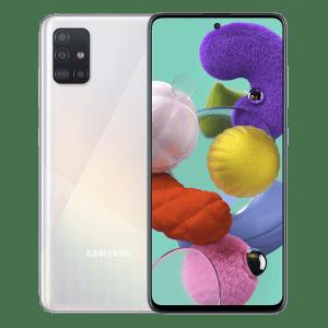 Samsung Galaxy A51 Mémoire 128 Go Ram 4 Go Écran Infinity-O 6.5 Pouces Dual Sim
