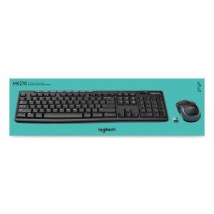 Logitech clavier et souris sans fil
